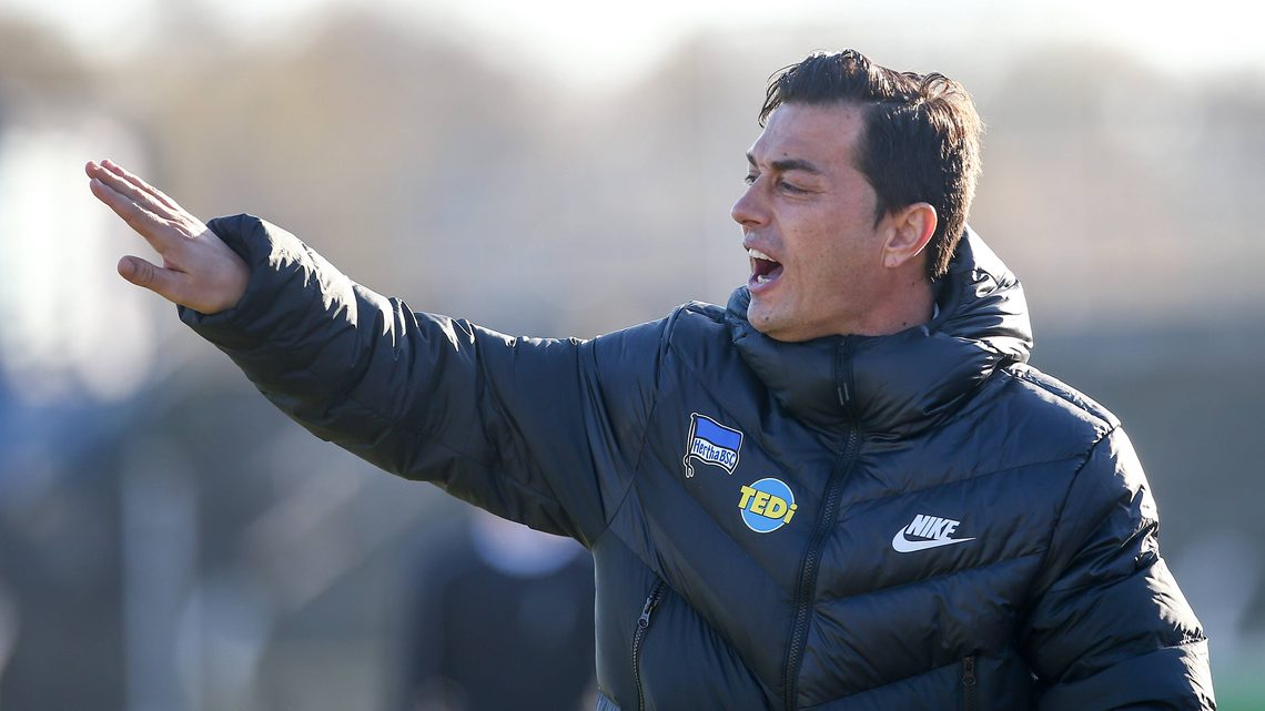Neuer Trainer Hertha