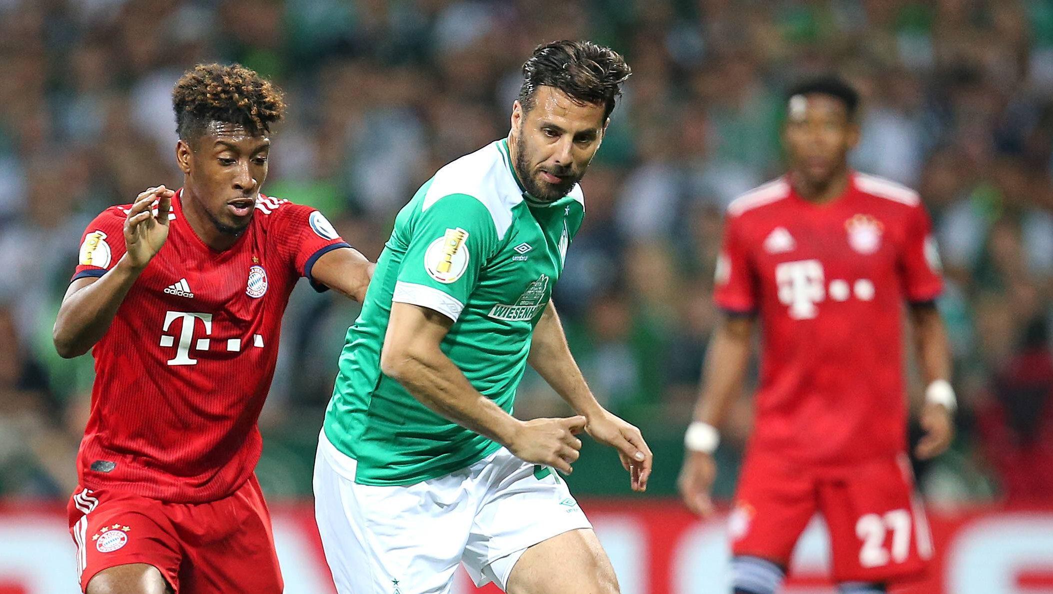 f66aaa00b Claudio Pizarro backs Kingsley Coman and Serge Gnabry to replace Arjen  Robben and Franck Ribery at Bayern Munich