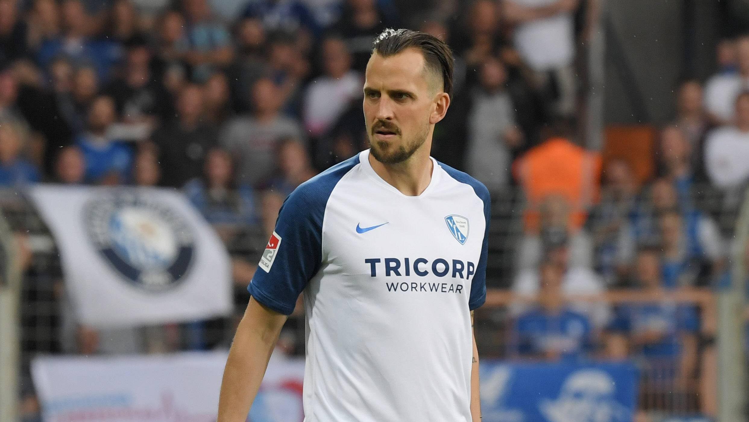 Patrick Fabian bleibt beim VfL Bochum und erhält neue Aufgaben