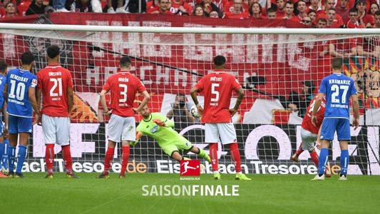 Mainz05 Spielplan