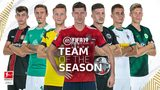 "Bundesliga ""Team of the Season"": Jetzt abstimmen!"