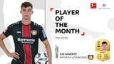 Havertz wins May Player of the Month!