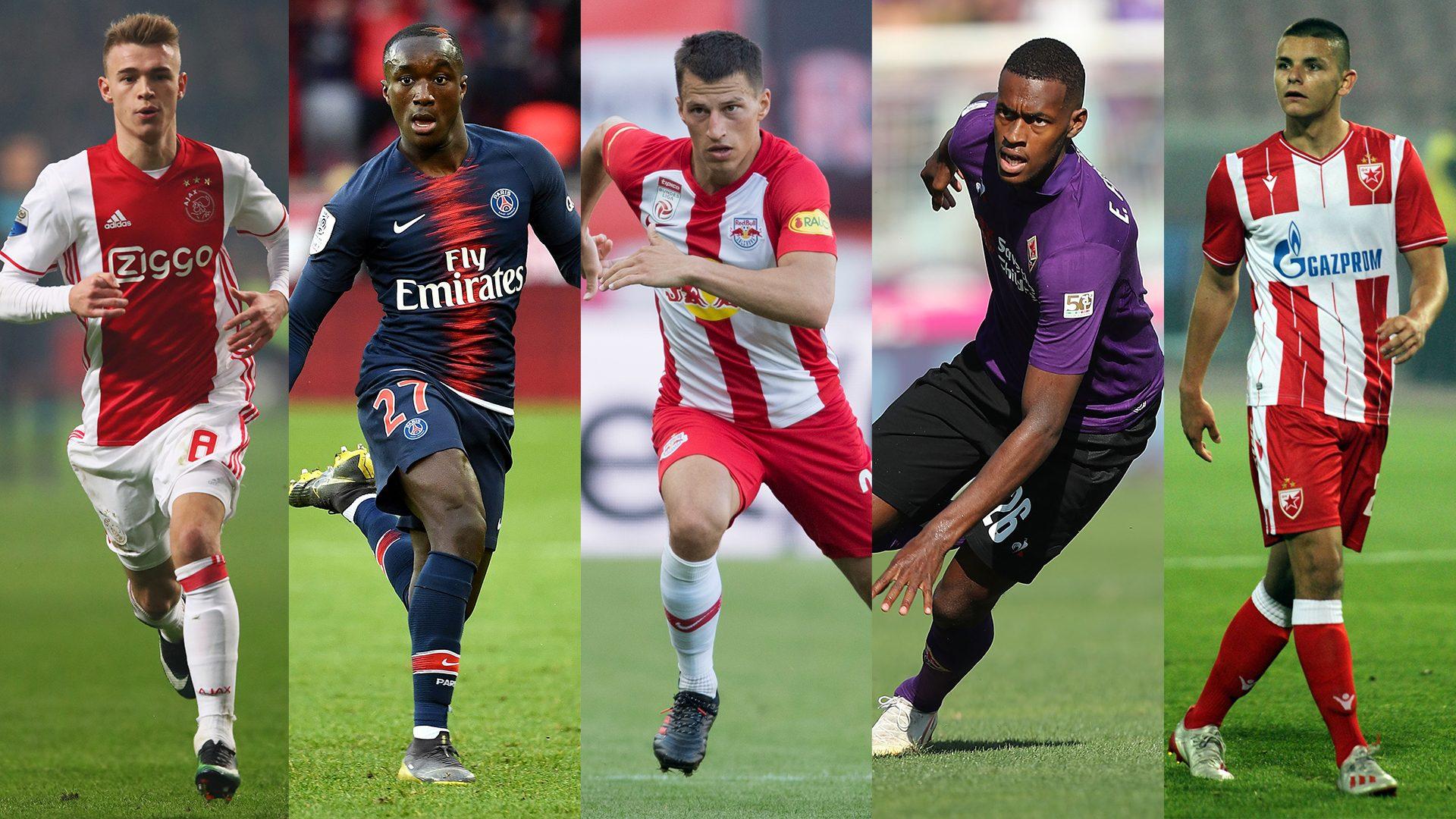 Sinkgraven, Diaby und Co.: Neue Gesichter der Bundesliga