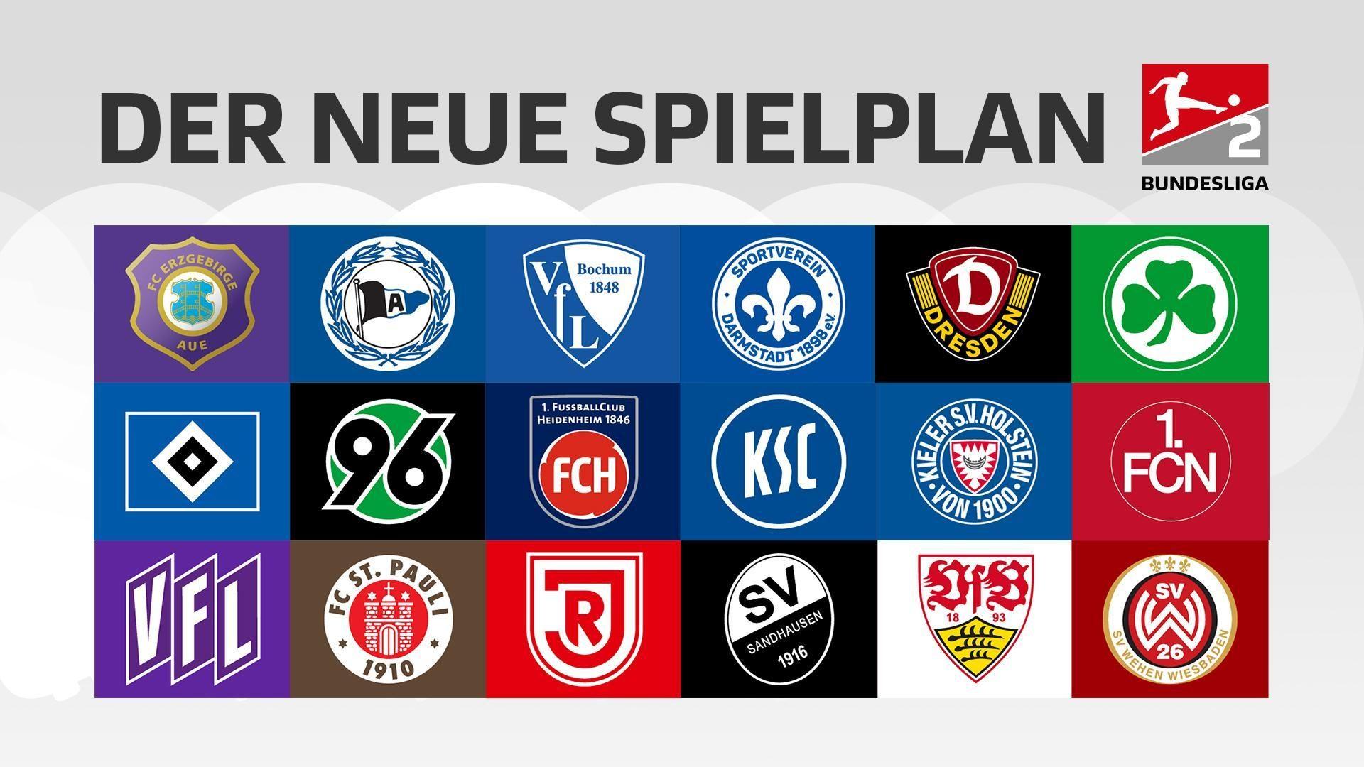 Calendario Bundesliga 2.Bundesliga Spielplane 2019 20 Bundesliga Auftakt Zwischen