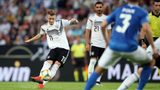 Reus and Gnabry spark big Germany win