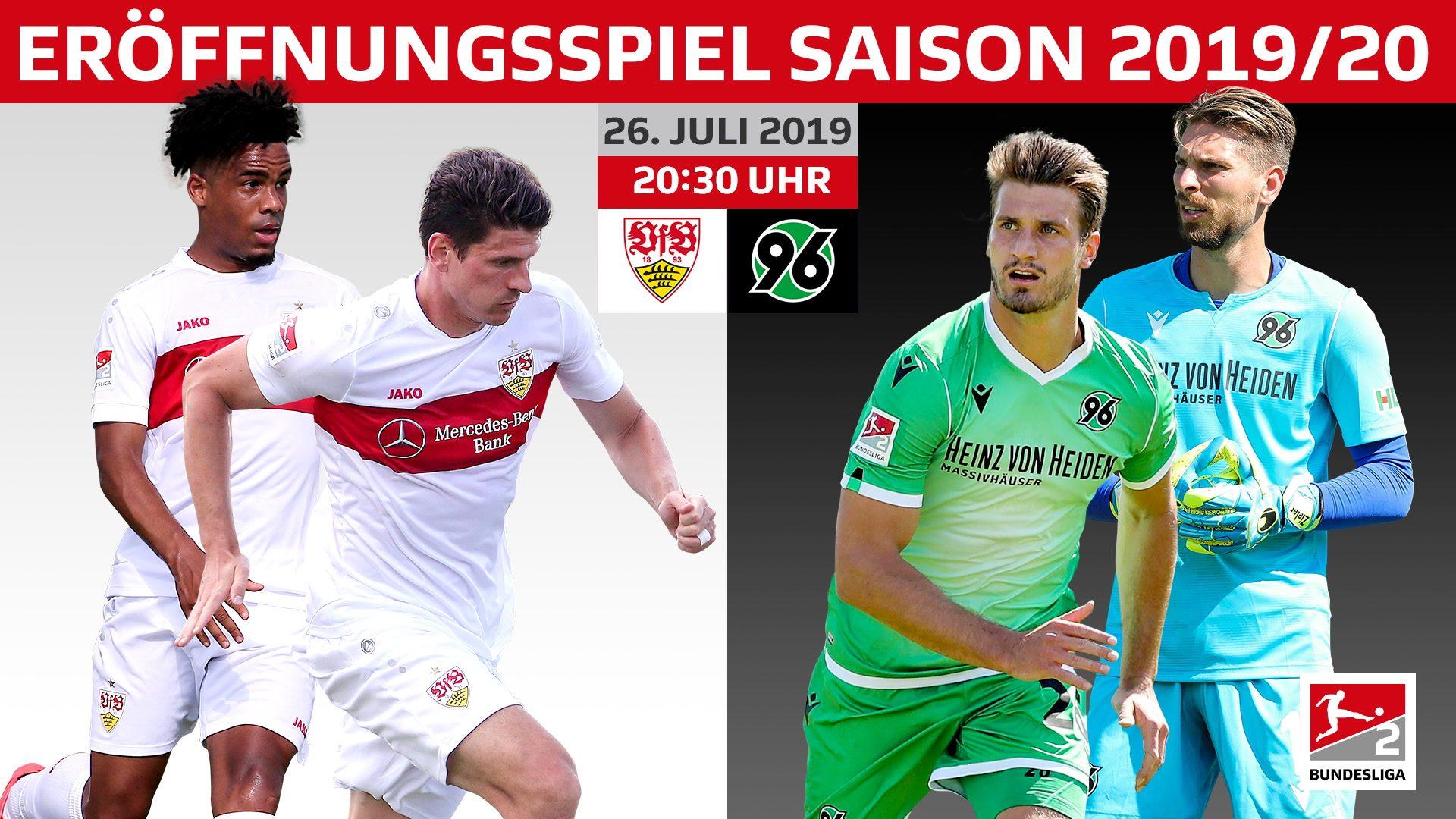 Die Topspiele in der Hinrunde der 2. Bundesliga