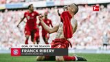 Franck Ribery wins the 2018/19 Goal of the Season!