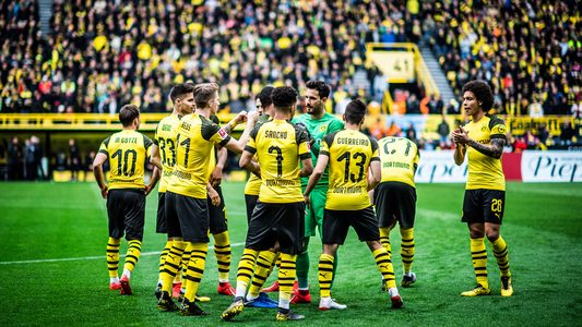 Dortmund Home Games