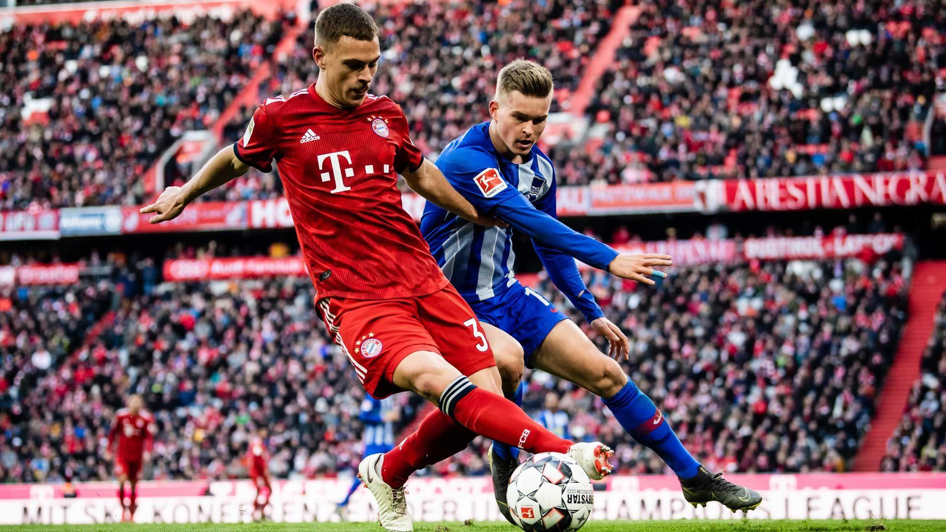 Bayern Munich vs. Hertha Berlin: 5 battles that could decide the 2019/20 Bundesliga season opener
