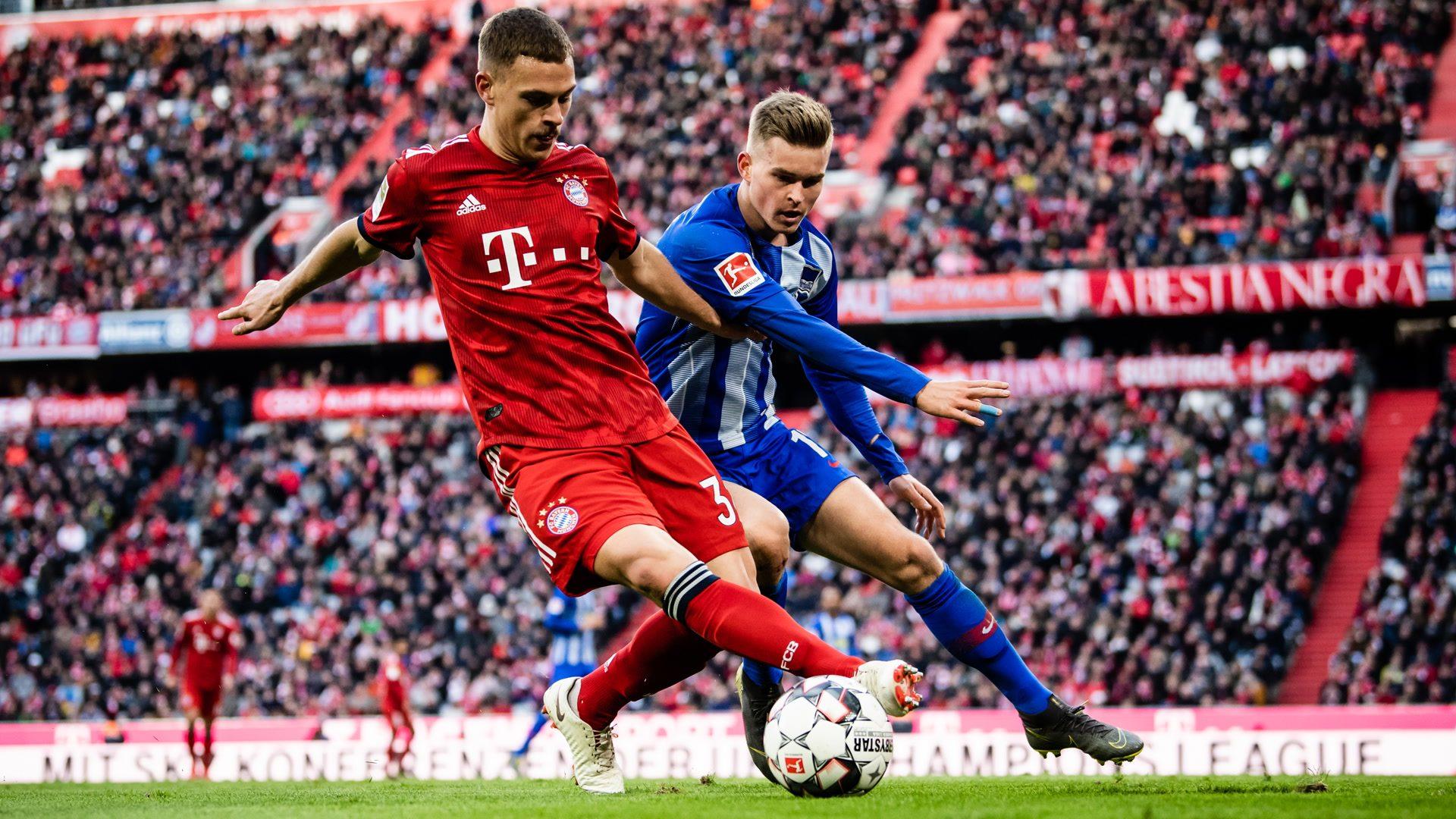 FCB gegen BSC: Eröffnungsspiel der Saison 2019/20