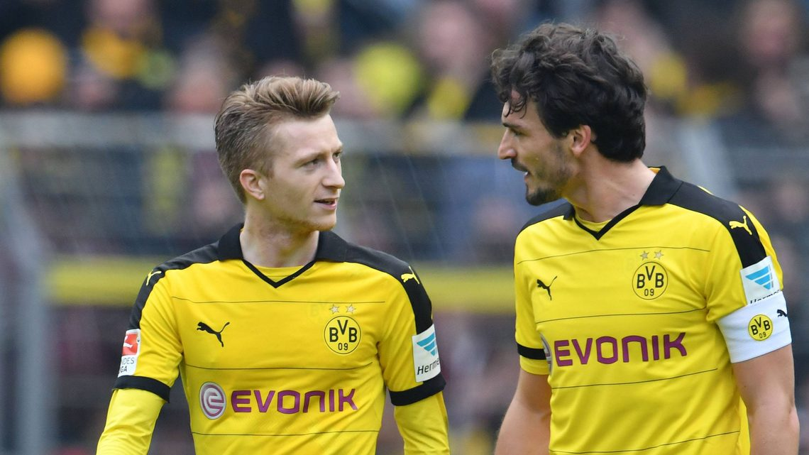 hot sale online 2a634 3fb1e Bundesliga | Borussia Dortmund: No place like home for Mats ...