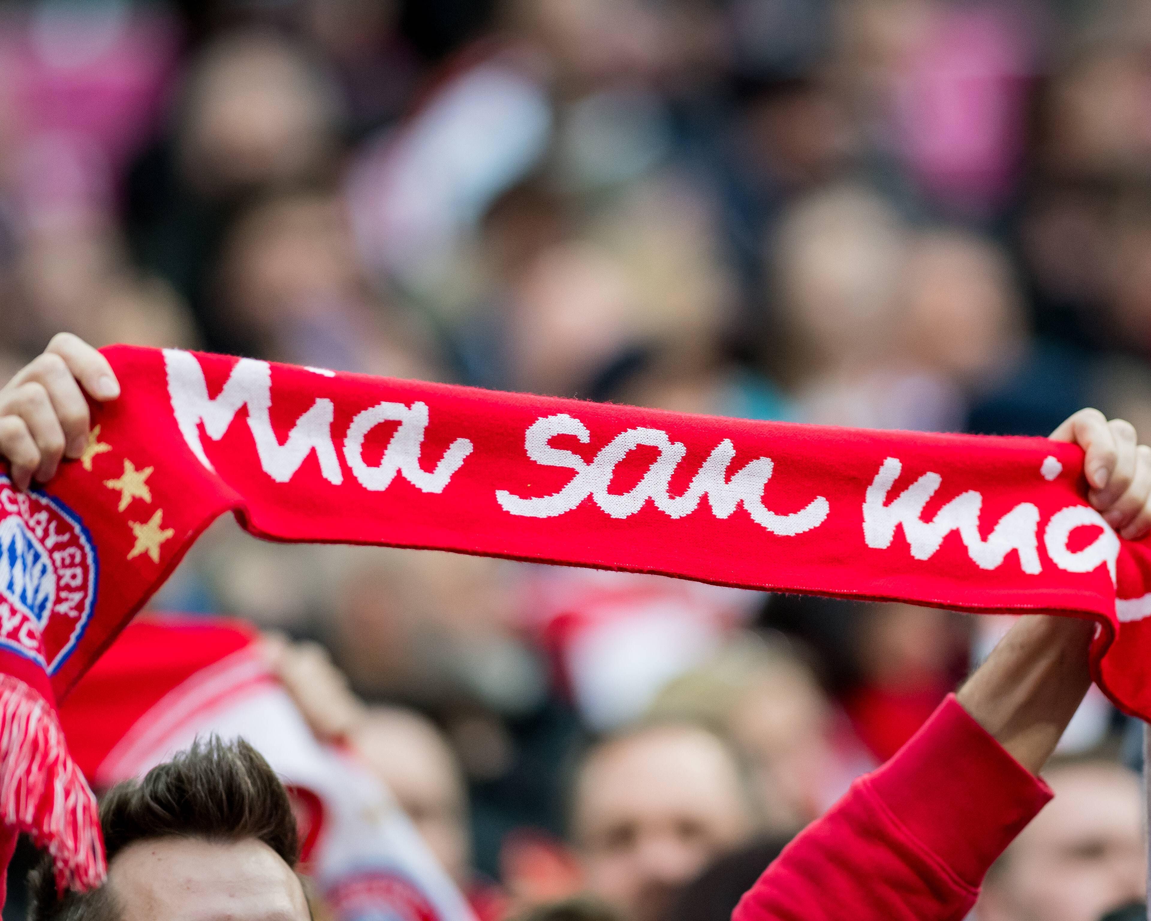 Bundesliga Mia San Mia What Does Bayern Munich S Club Motto Mean