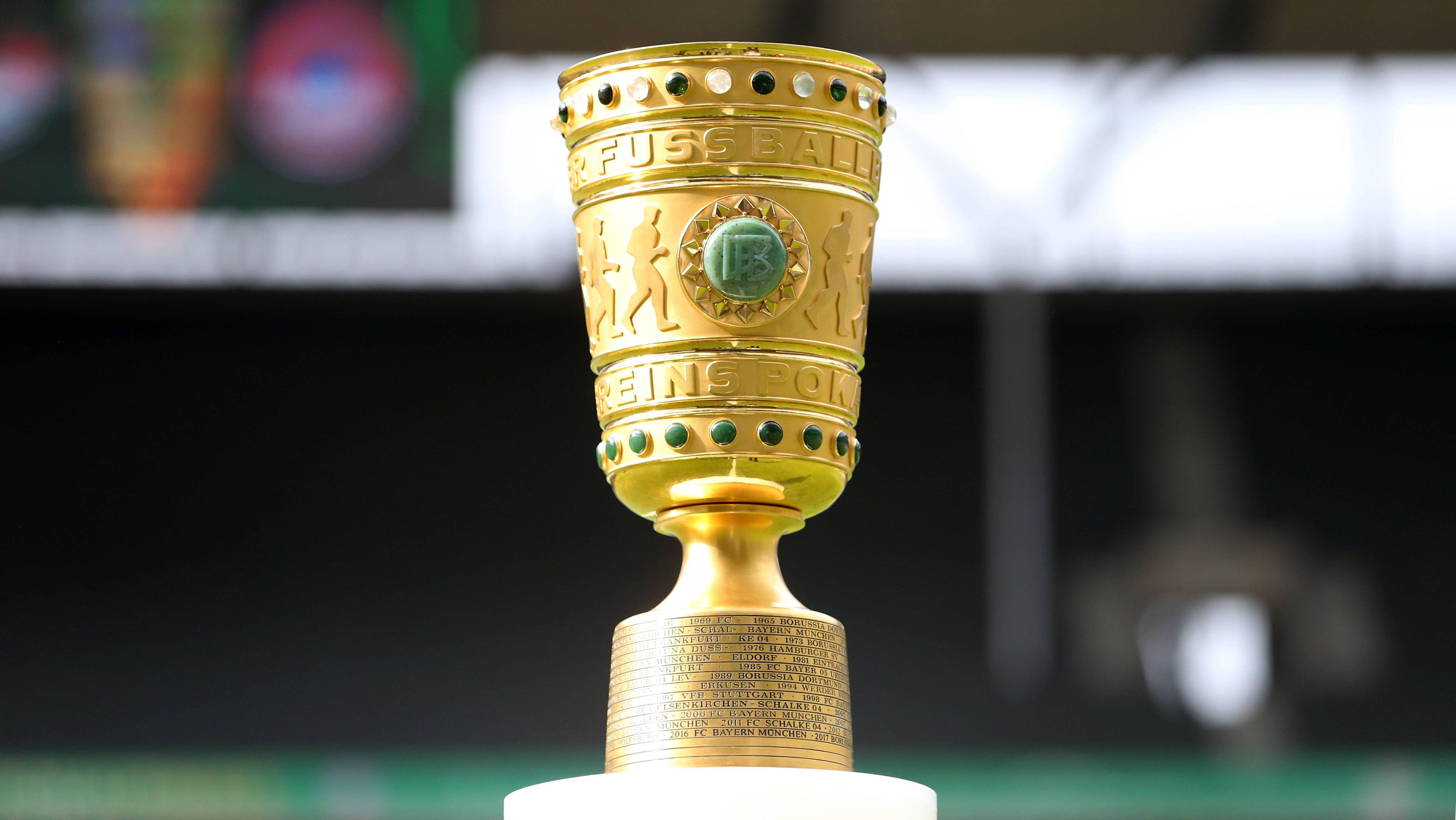 Alle Partien der 1. Runde im DFB-Pokal