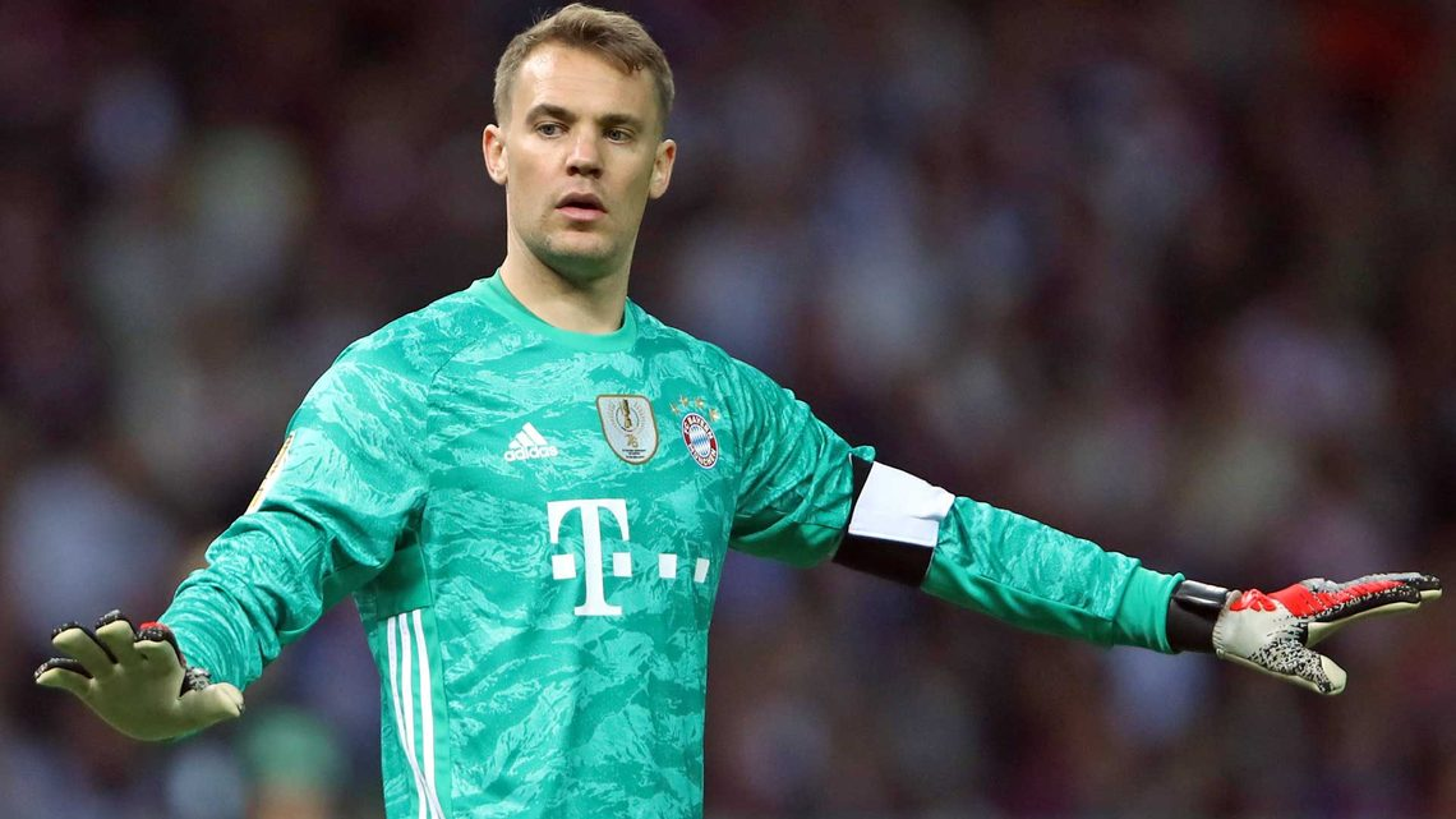 1bf98badff0 Bayern Munich and Germany goalkeeper Manuel Neuer not thinking about  retirement. one week ago