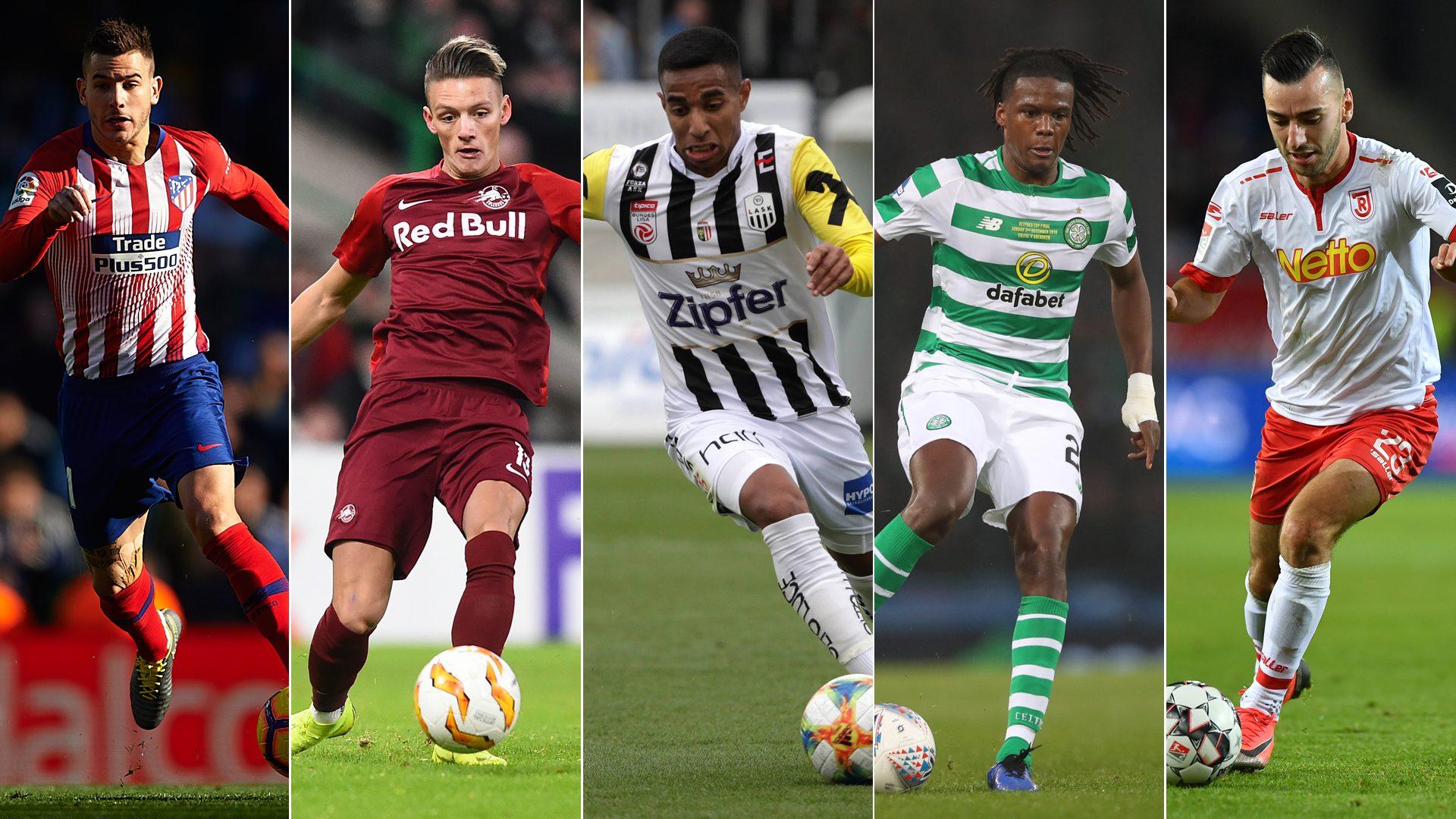 Hernandez, Wolf und Co.: Neue Gesichter der Bundesliga