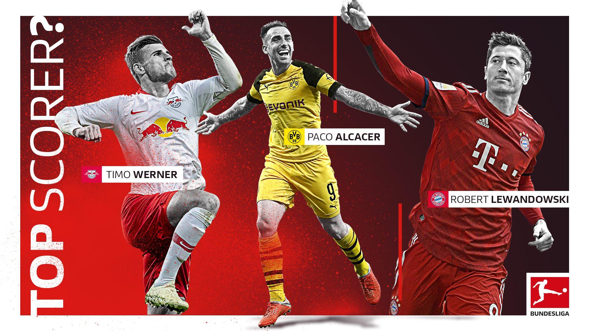 Bundesliga Robert Lewandowski And The Race To Become The