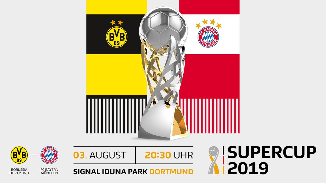 Dfl Supercup Tickets