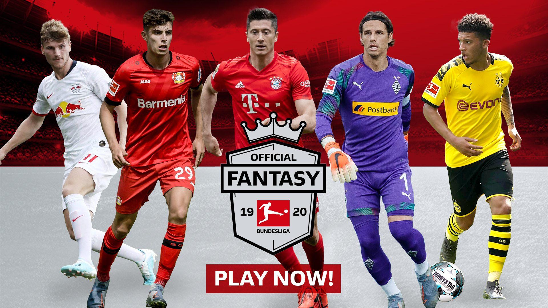 Bundesliga Official Bundesliga Fantasy Manager 2019 20