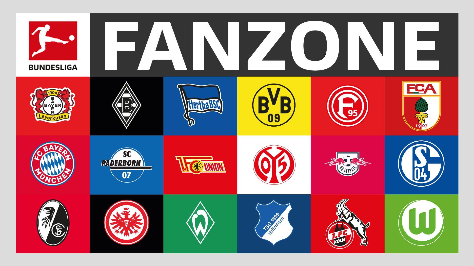 Bundesliga Bundesliga Fanzone 2019 20