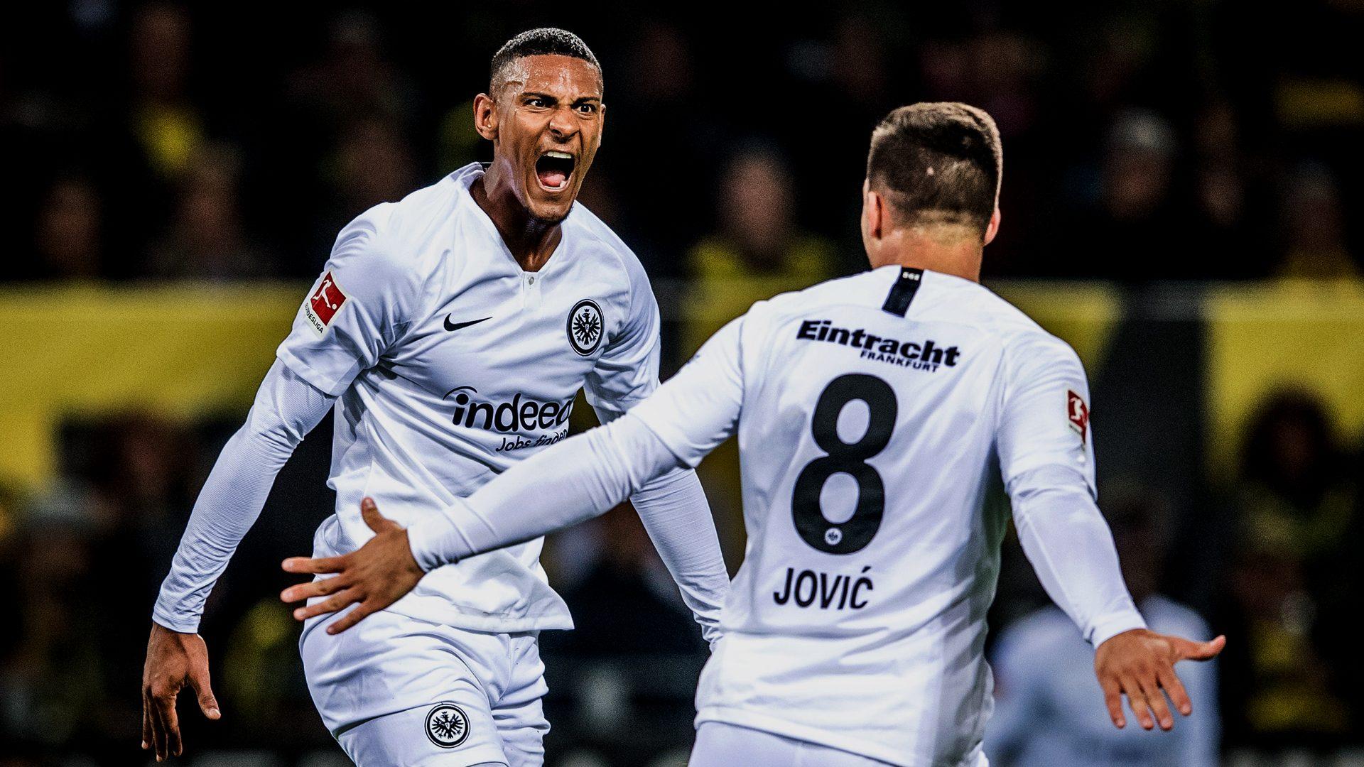 Sebastien Haller: Why Eintracht Frankfurt won't miss Luka Jovic | Bundesliga