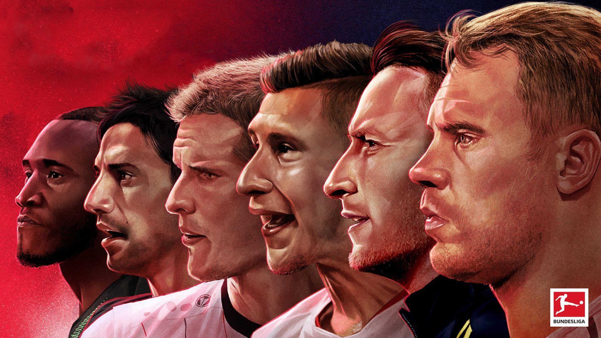 Bundesliga Bundesliga Captains In 2019 20