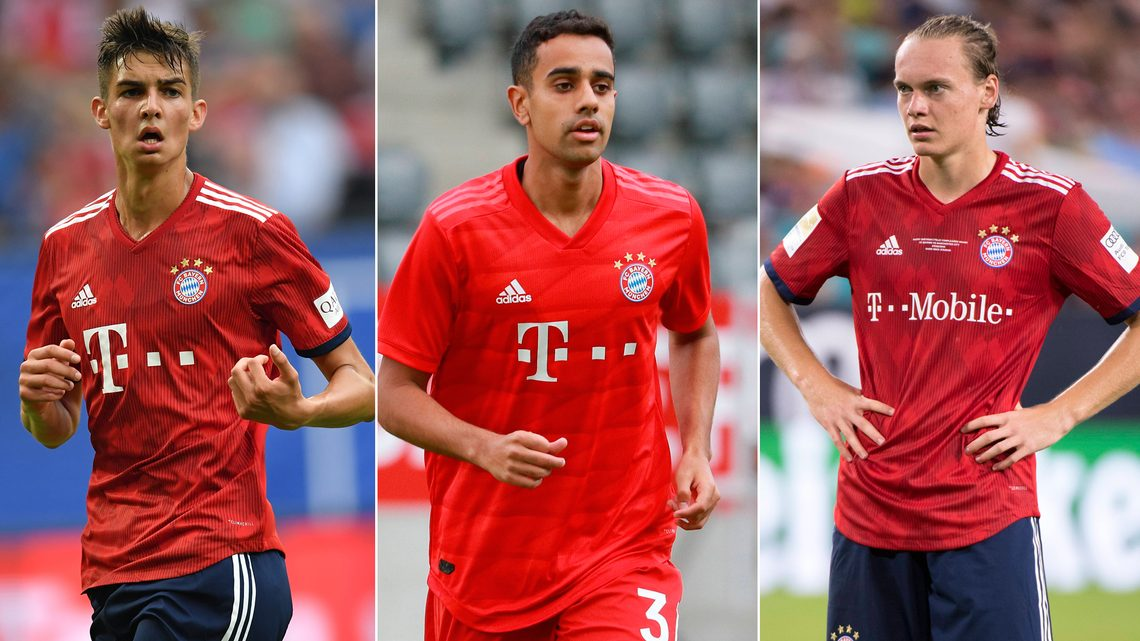 Bundesliga | Who are the Bayern Munich youngsters on the ...