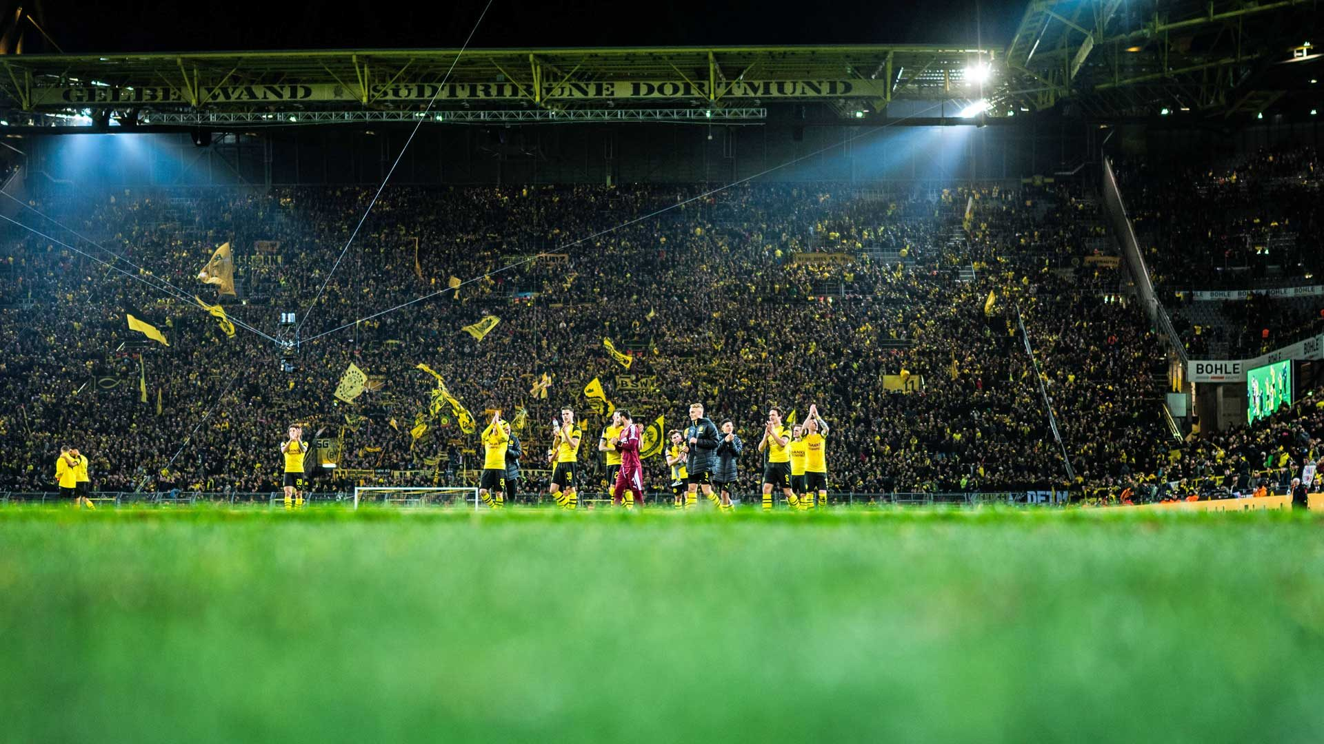 Bundesliga Borussia Dortmund Why Are They The Best Supported Most Fun Coolest Club In The World