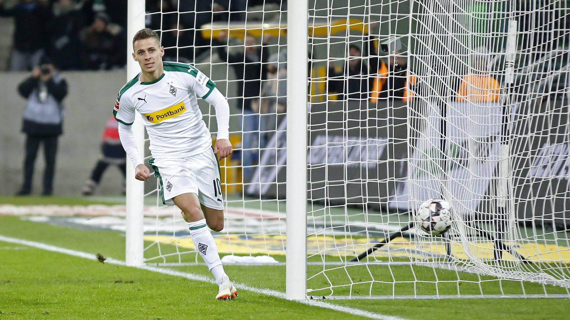 Thorgan Hazard – alle Tore und Assists 2018/19