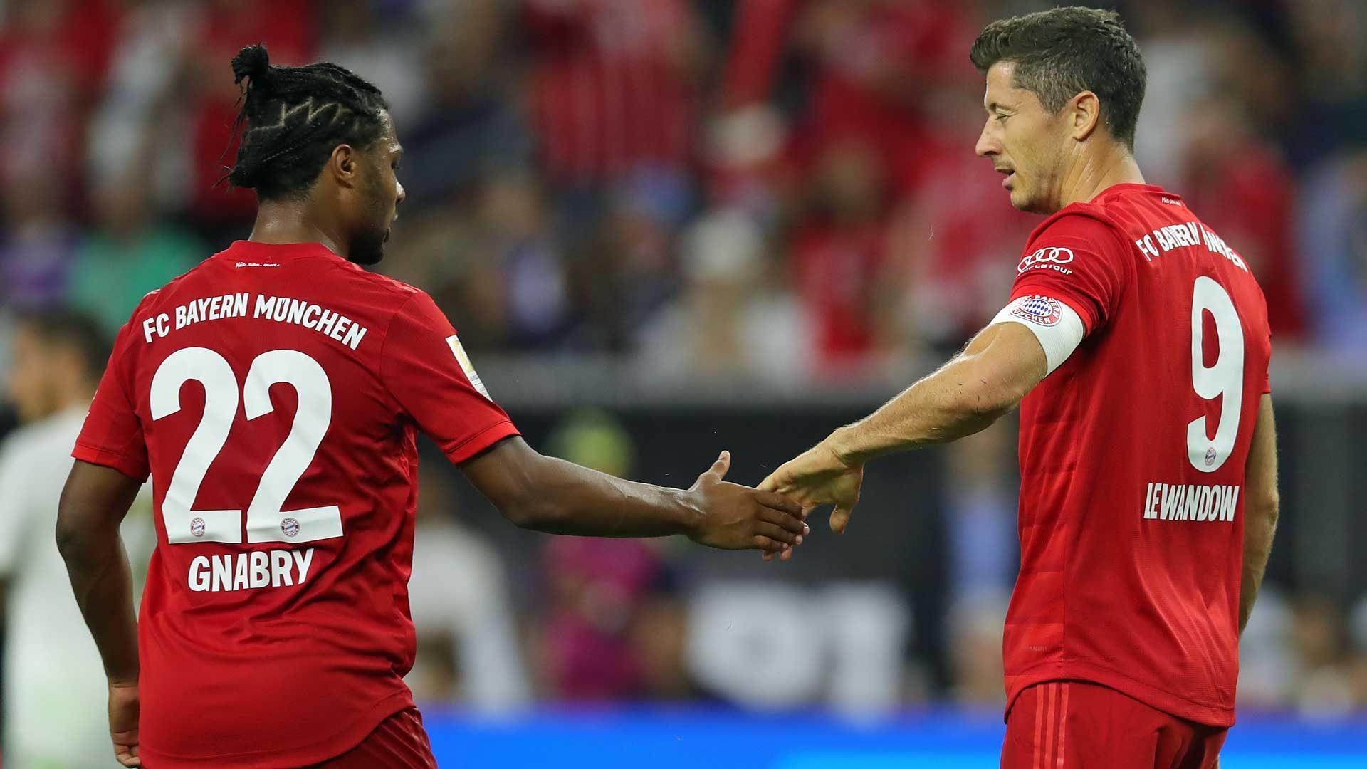 Lewandowski strikes again as Bayern defeat Real Madrid