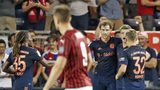 Bayern ease to victory over Milan