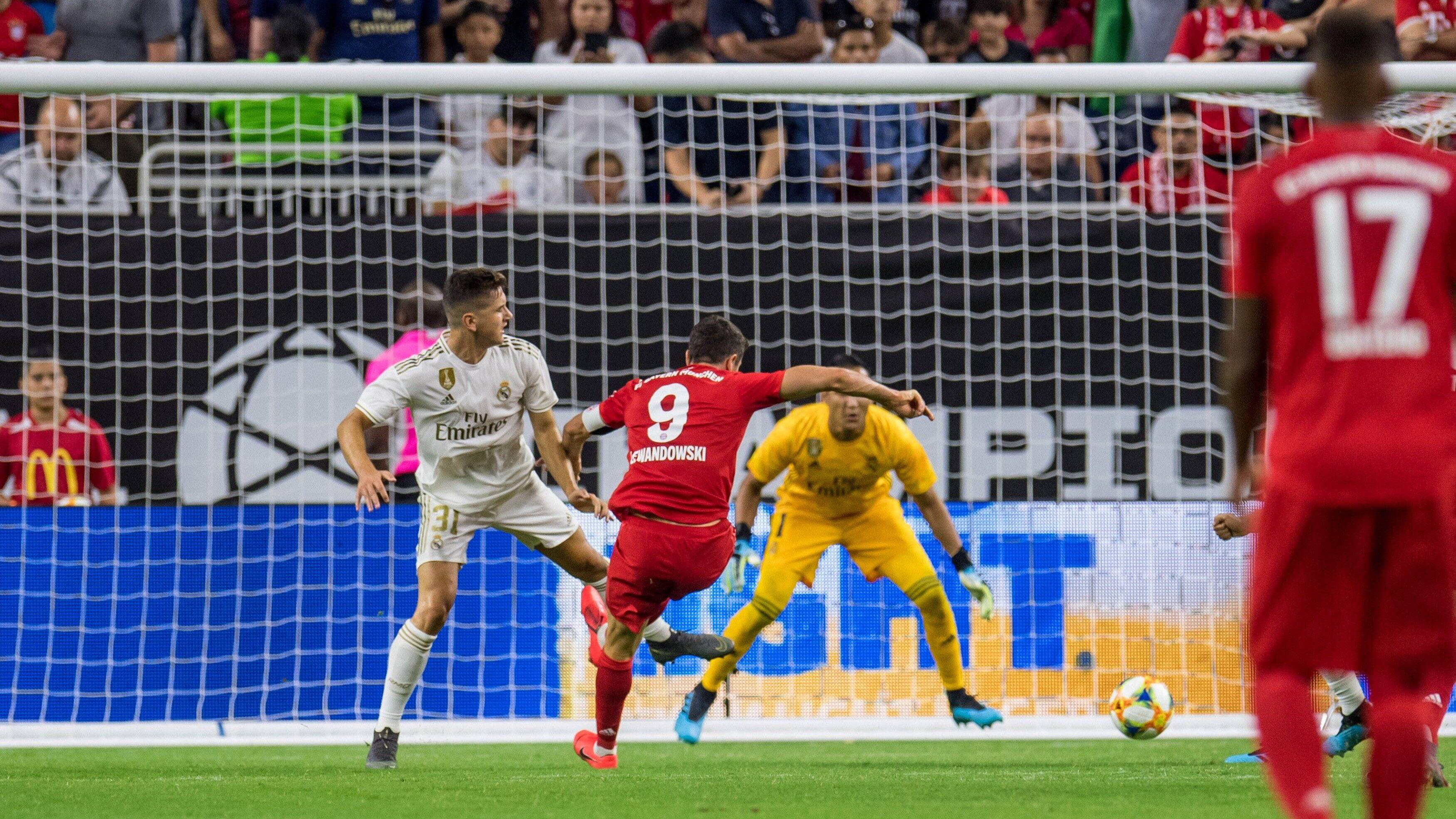 Bayern dominiert Real Madrid auf der USA-Reise