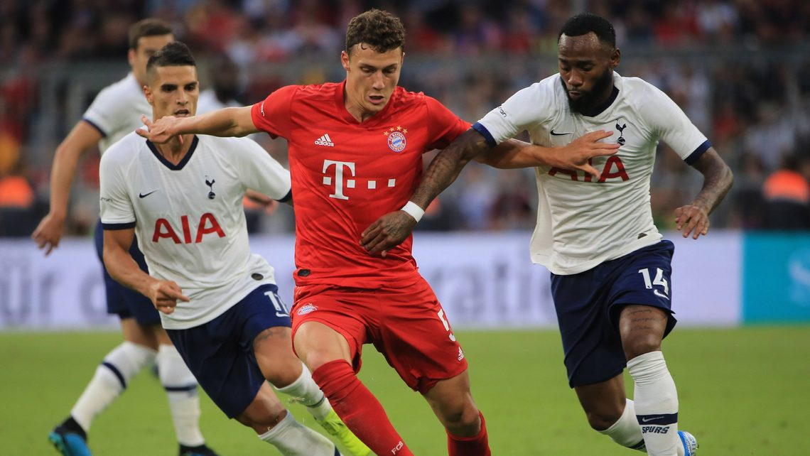 Bundesliga Alphonso Davies And Fiete Arp On Target But Bayern Munich Edged By Tottenham Hotspur In Audi Cup