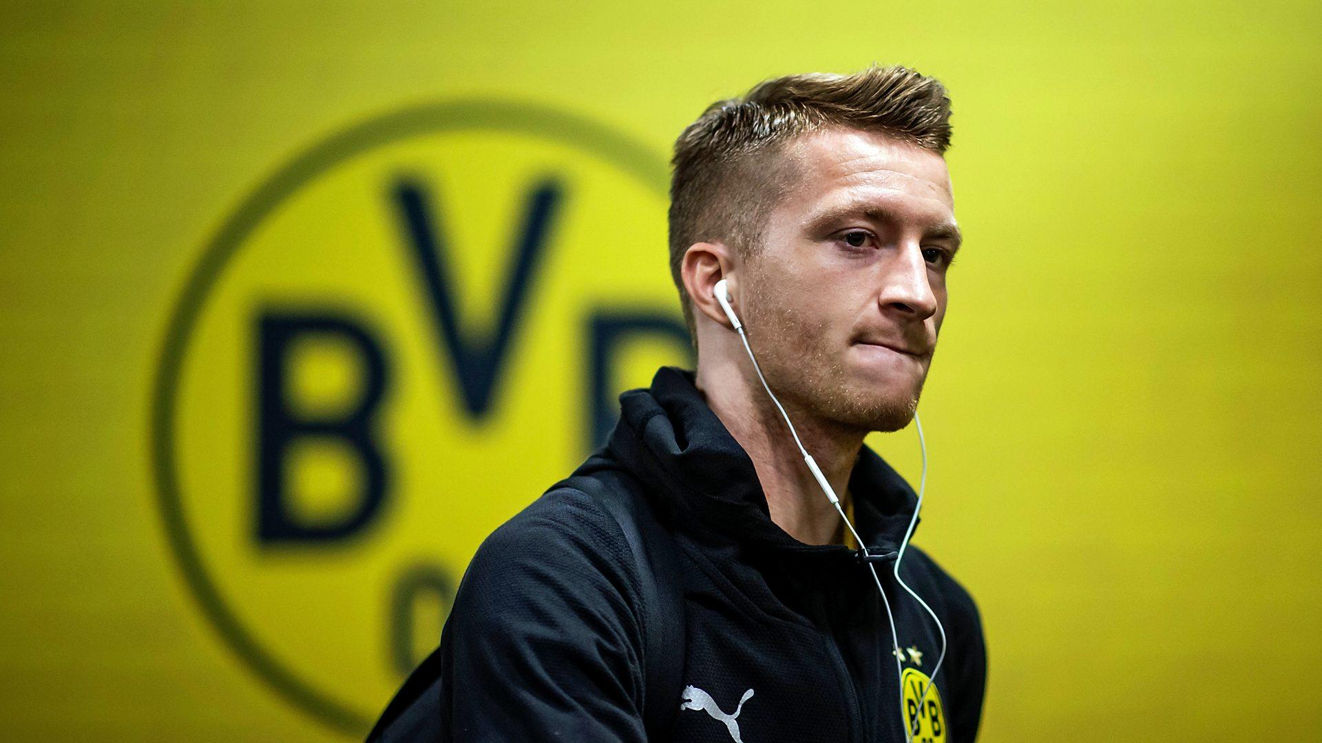 """Marco Reus: """"I belong at Borussia Dortmund"""""""