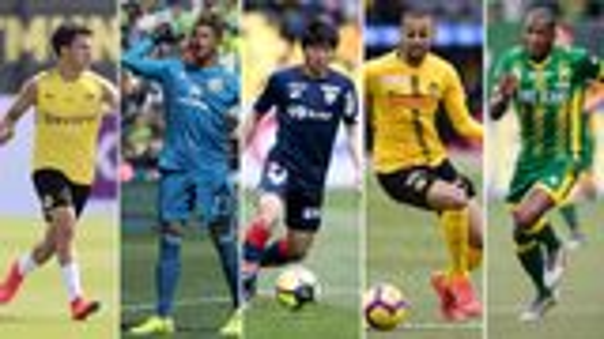 Morey, Sow und Co.: Neue Gesichter der Bundesliga