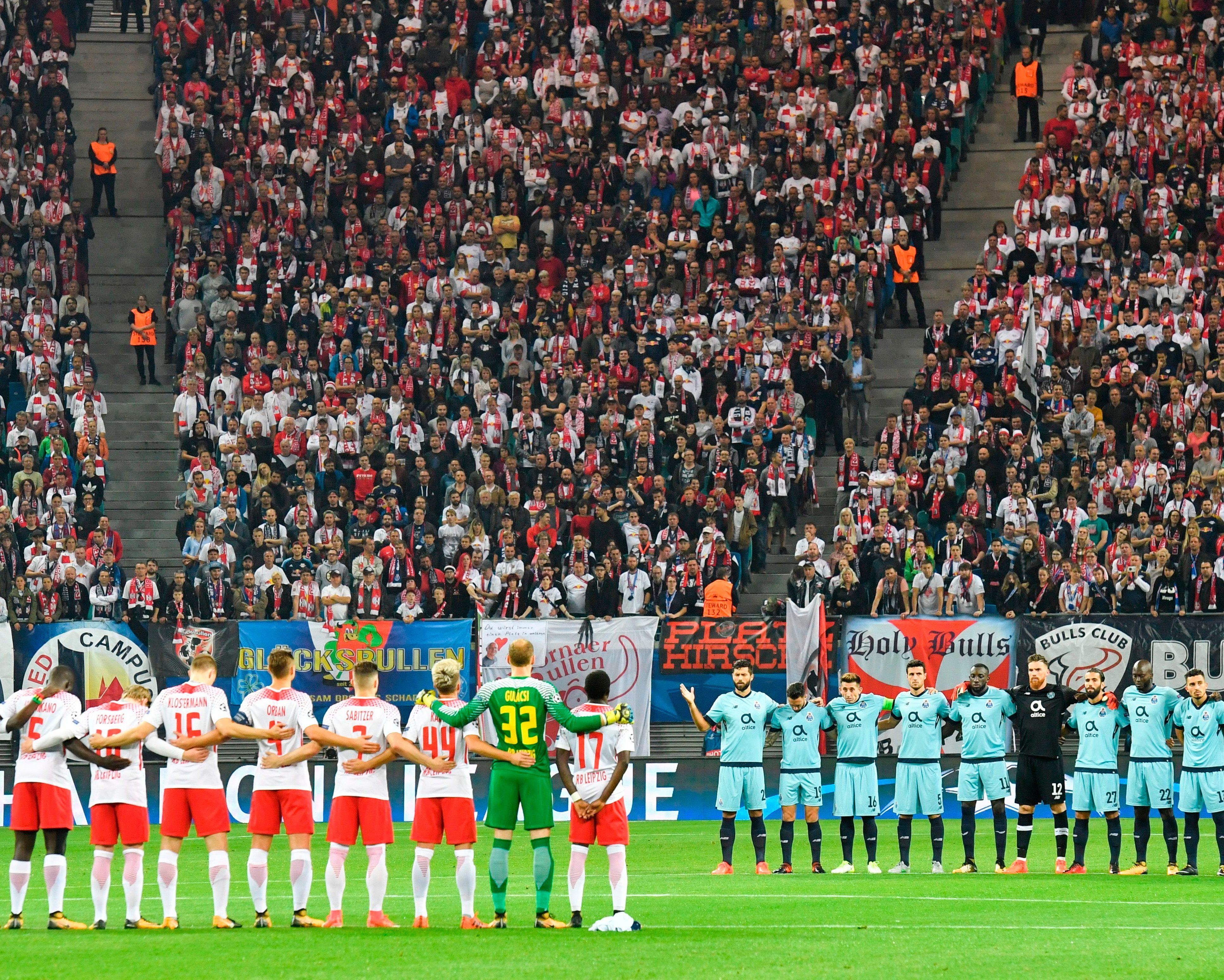 Esta Es La Historia Del Rb Leipzig En La Champions League Bundesliga