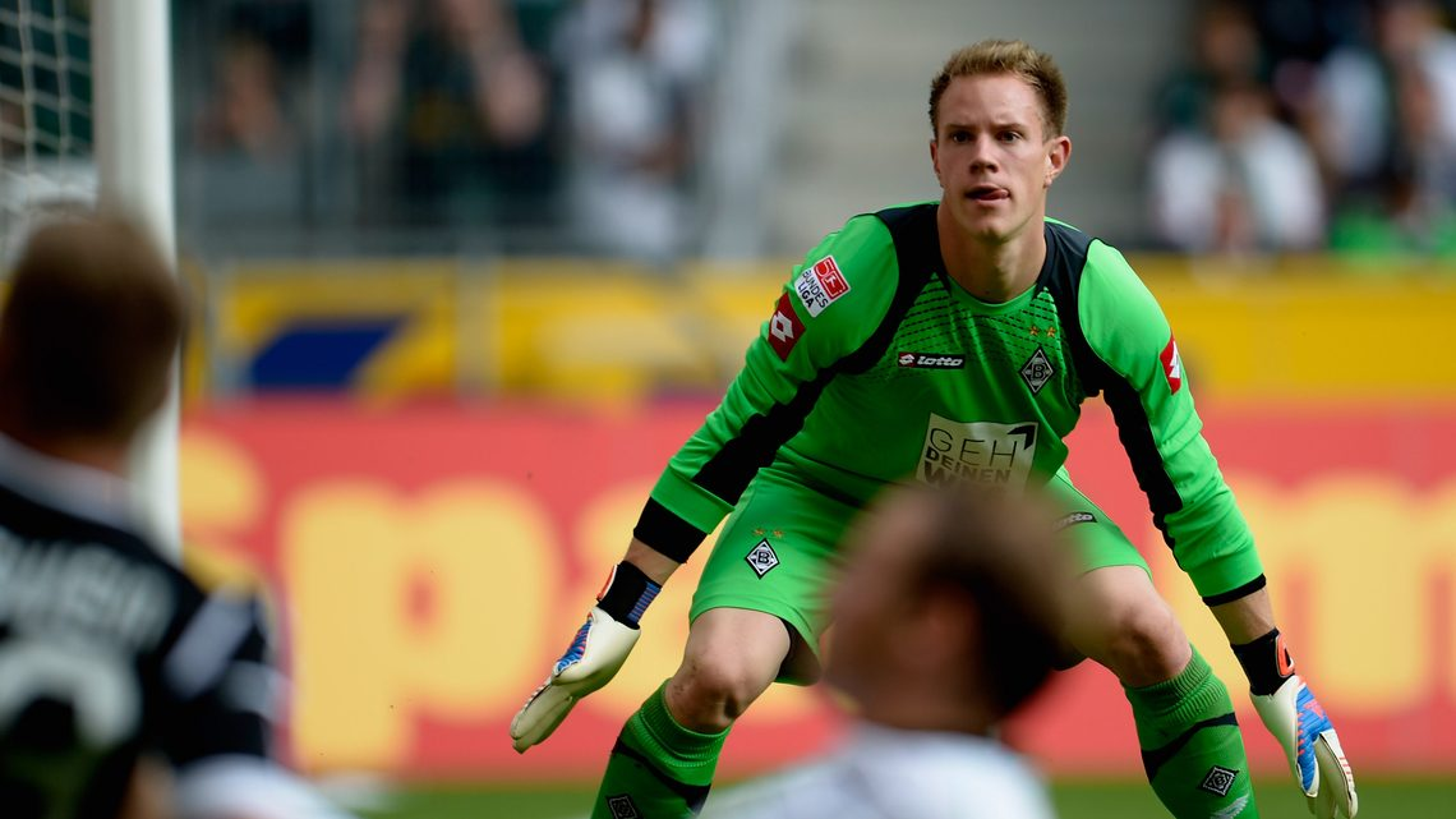 Bundesliga   Marc-Andre ter Stegen: Barcelona's Borussia ...