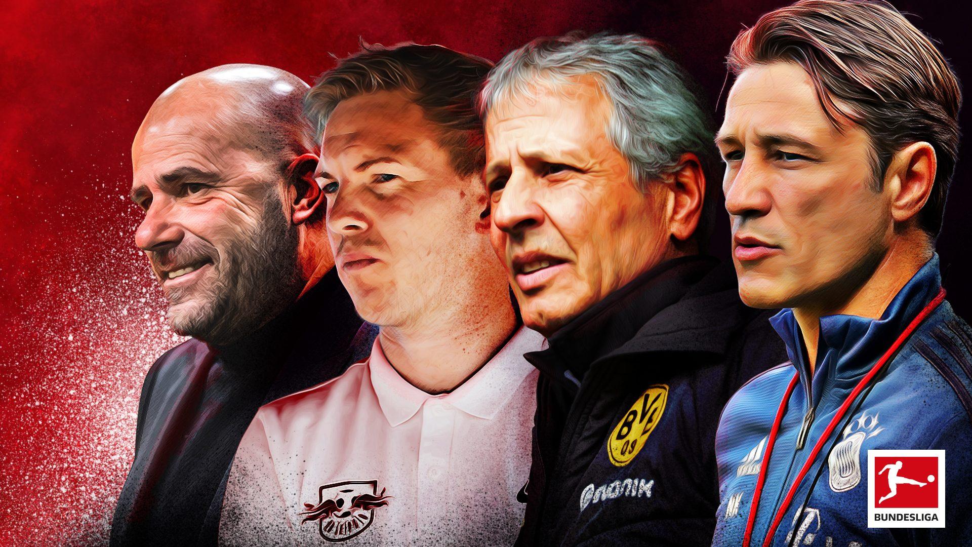 Bundesliga | Bundesliga coaches in 2019/20