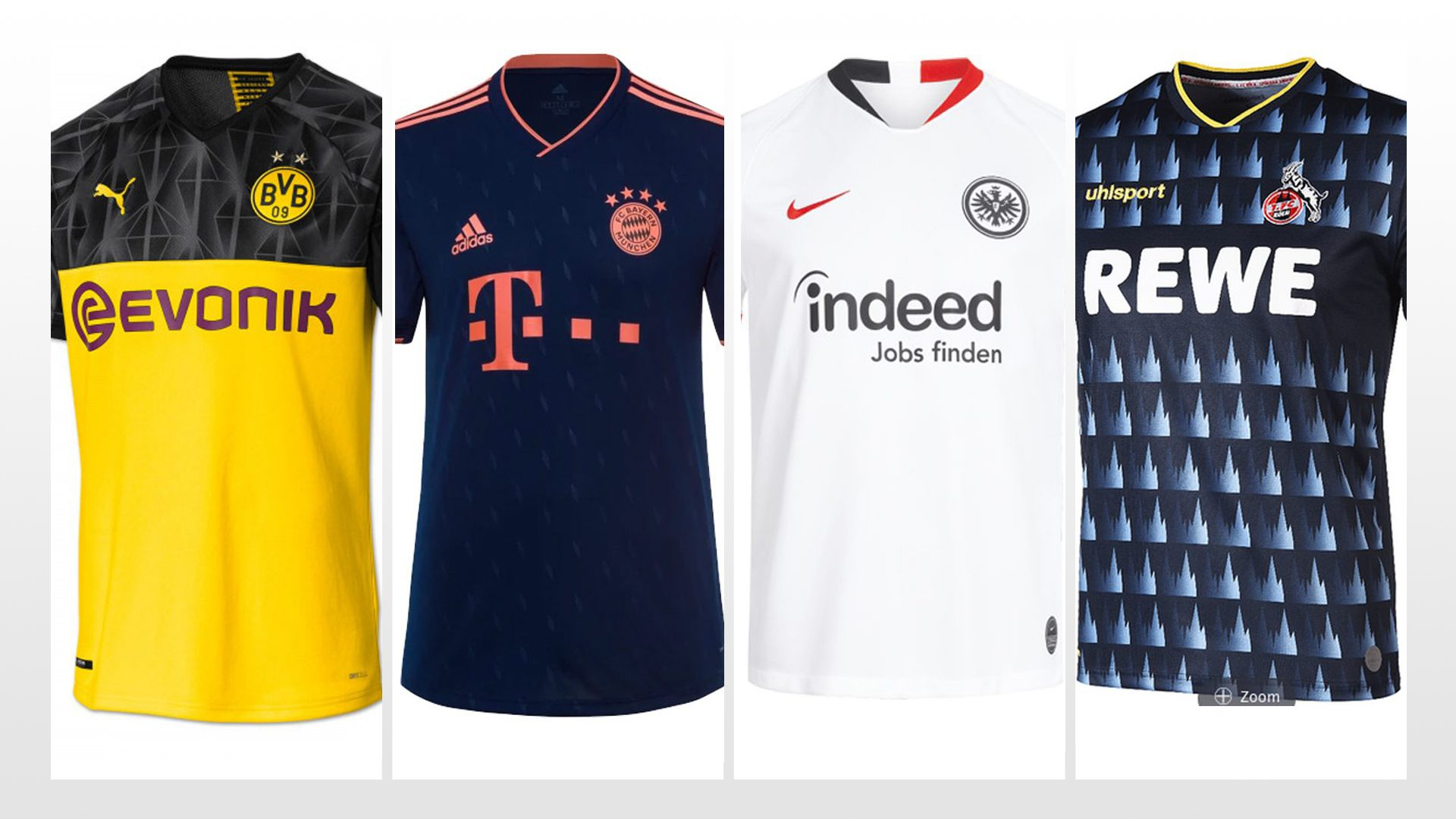 Hamburger SV Away Shirt 201920 |