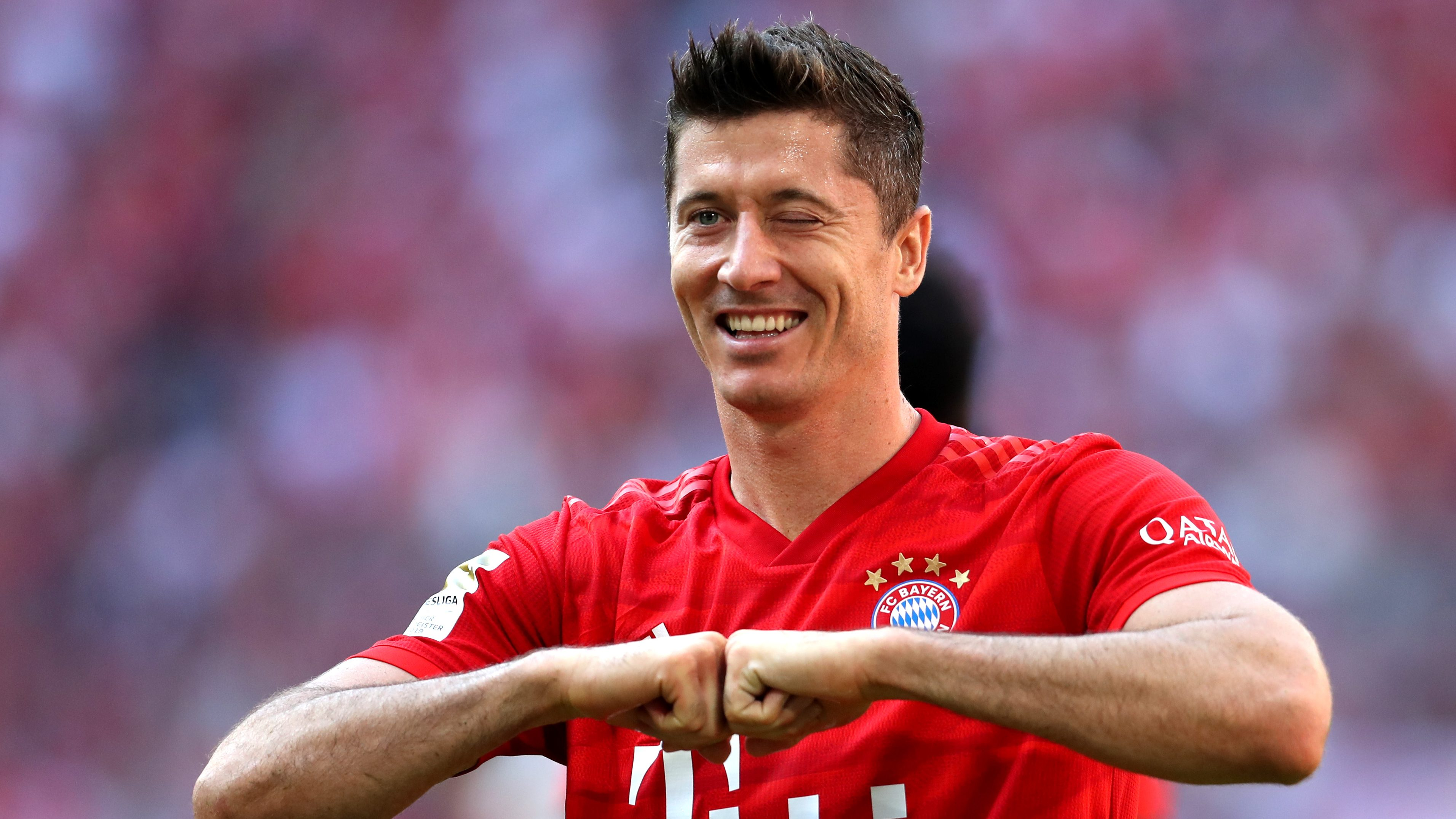 Lewandowski reveals player who deserves to win Ballon d'Or this season | PEAKVIBEZ