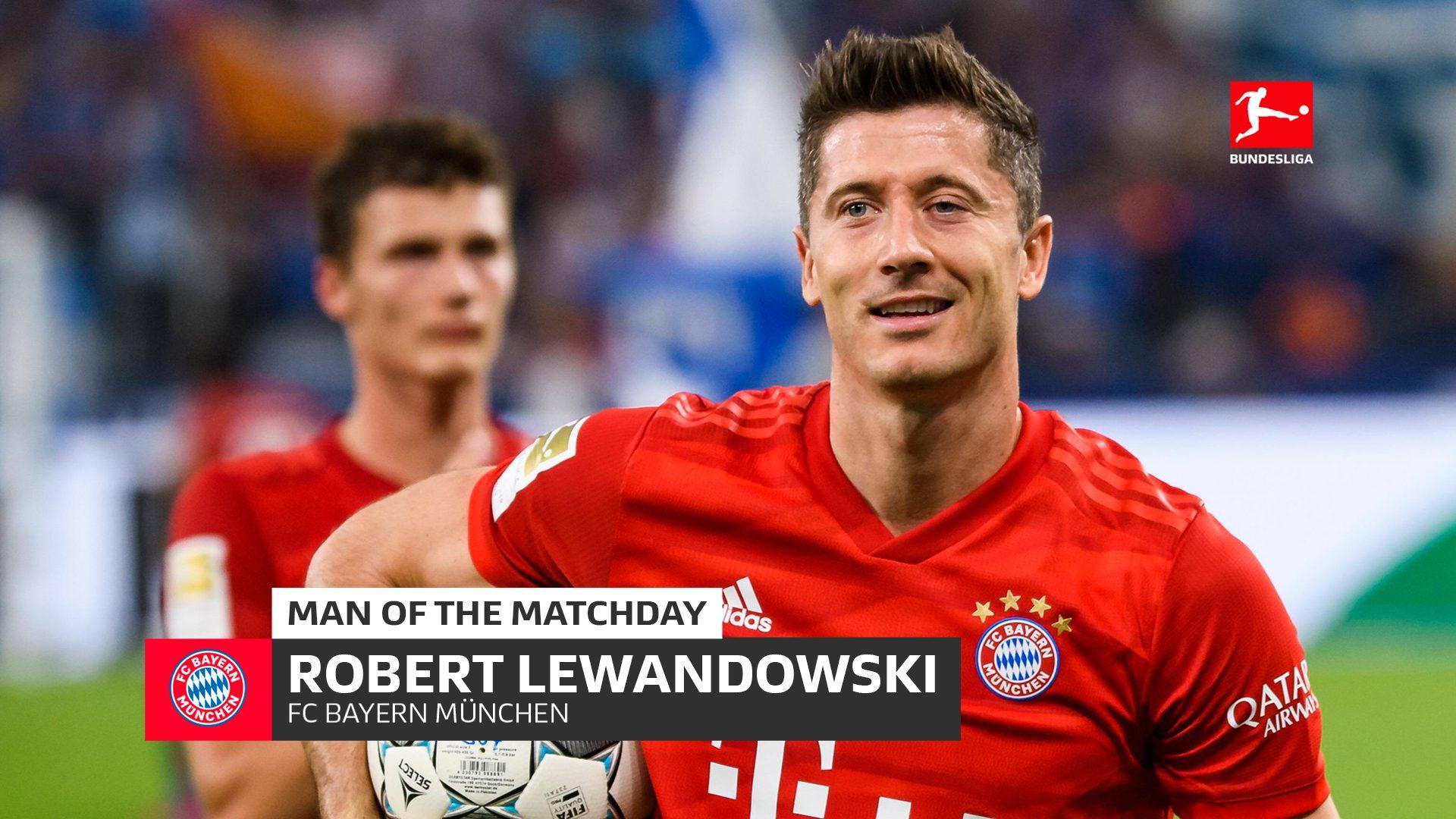 Bayern Munich's Robert Lewandowski: MD2's Man of the Matchday vows to keep improving