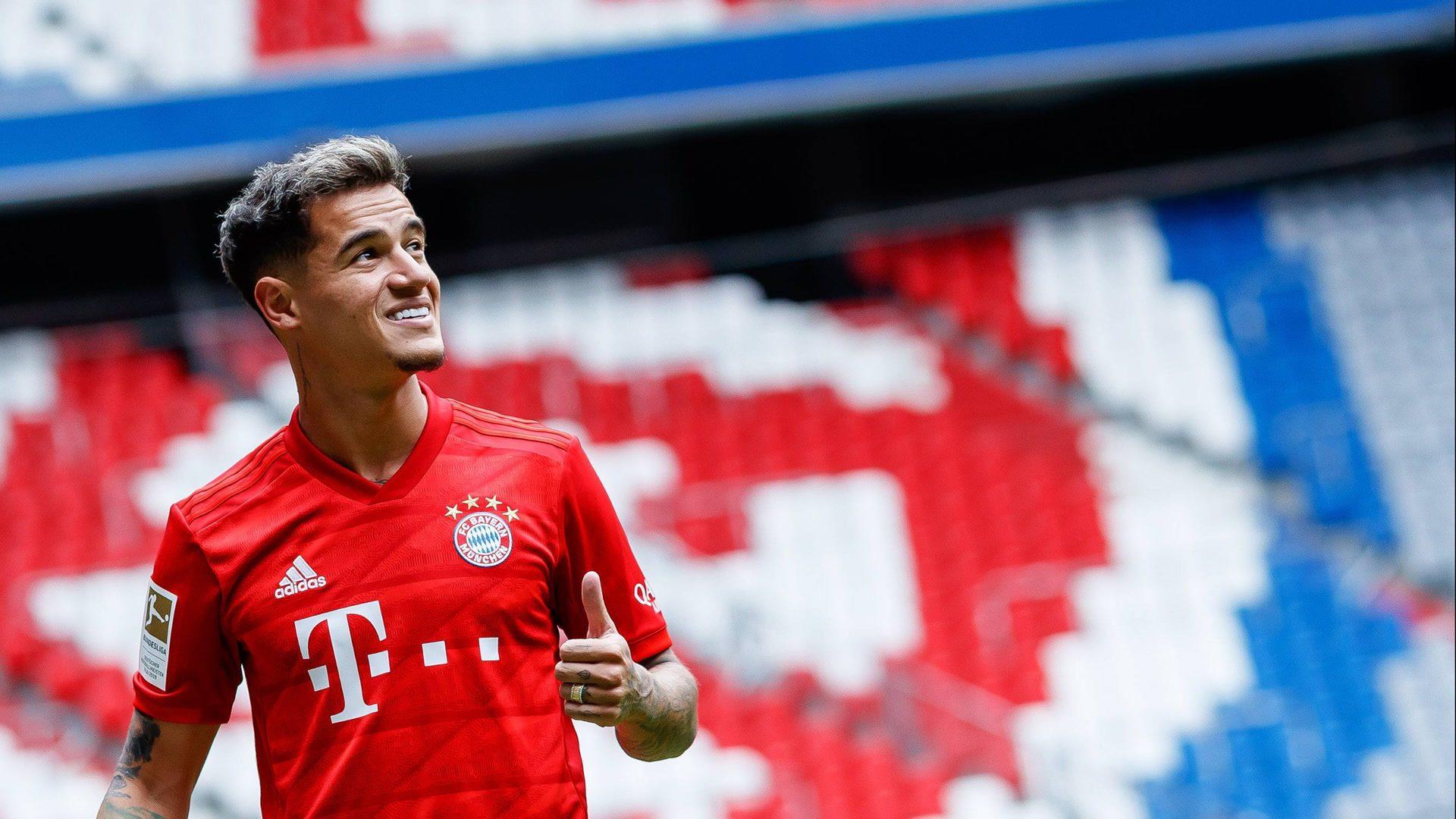 So gut passt Coutinho zum FC Bayern München