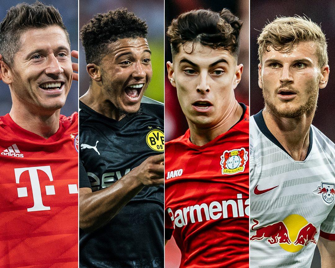 Bundesliga | UEFA Champions League group-stage draw: Find
