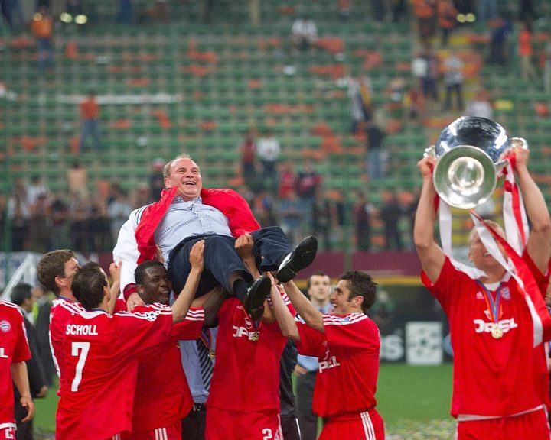 Bundesliga | Uli Hoeneß: The man who made Bayern Munich a