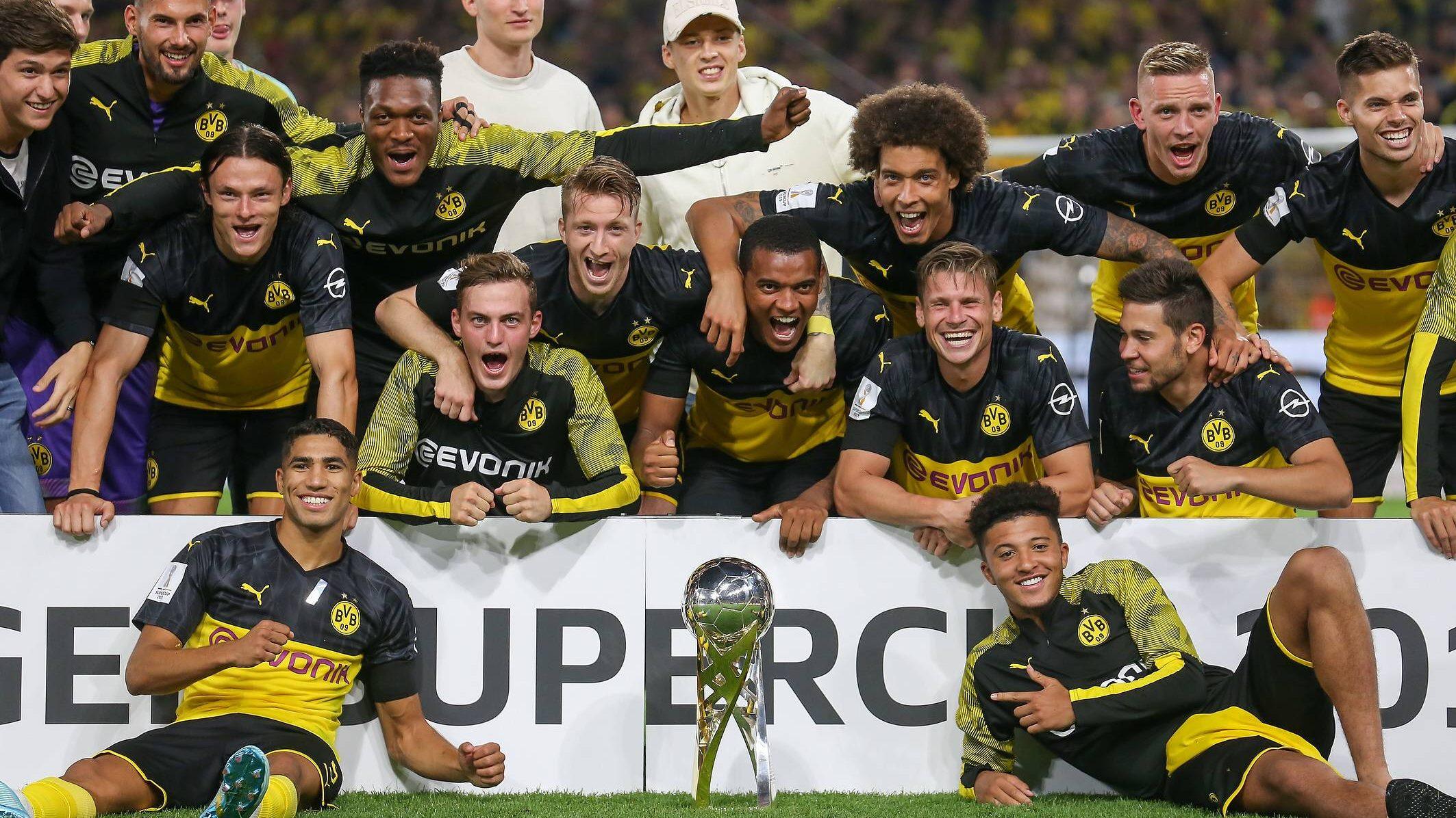 Bundesliga Borussia Dortmund 2019 20 Season Preview