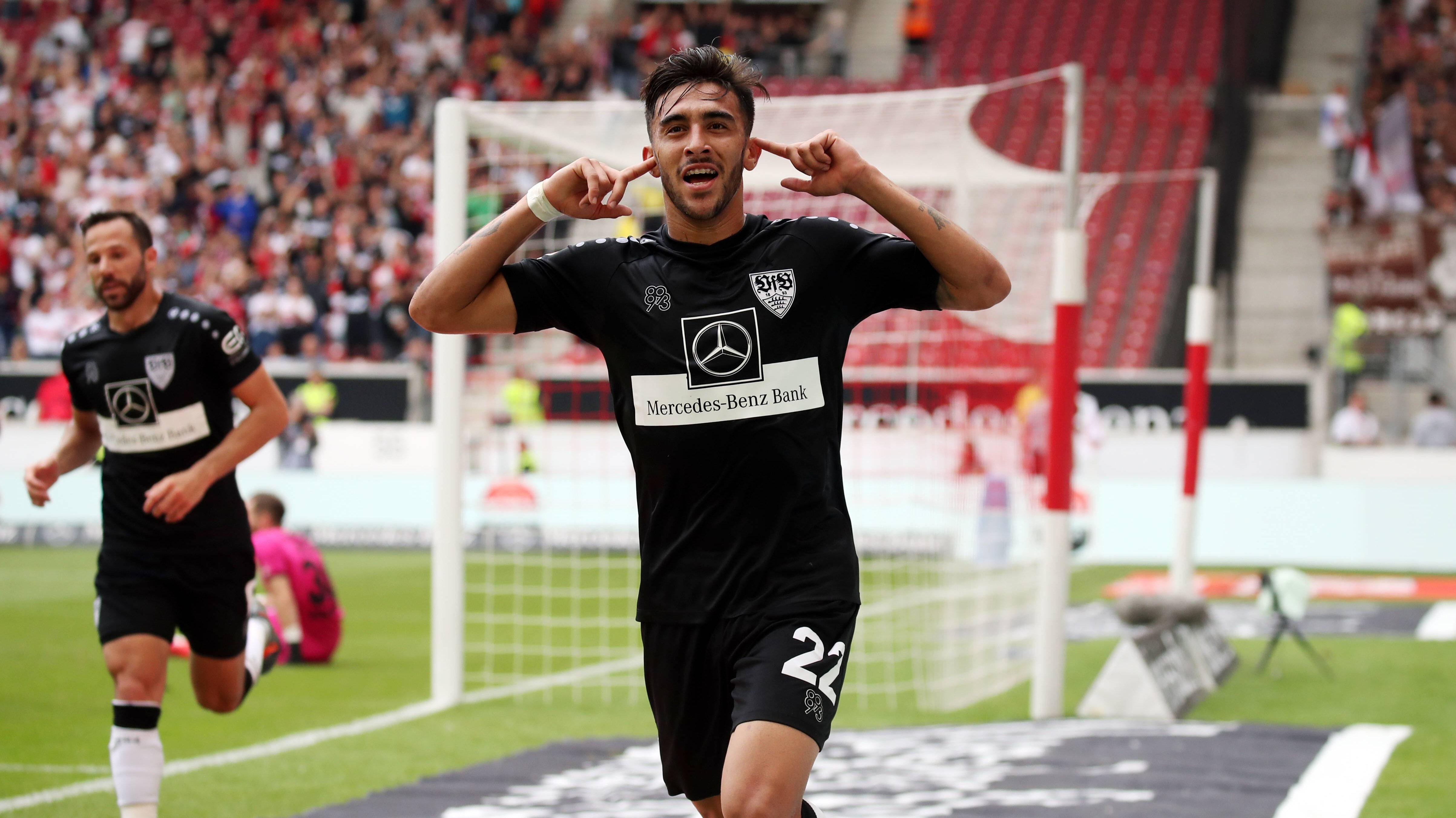 Gonzalez schießt VfB zum Last-Minute-Sieg