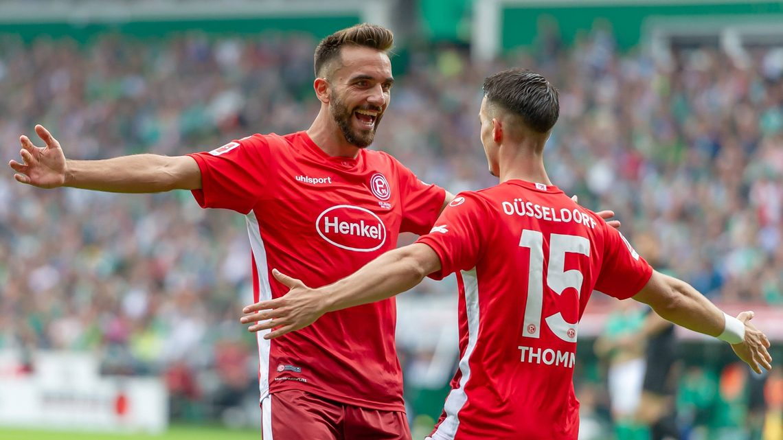 Düsseldorf Bundesliga