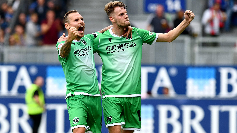 Fünf Top-Fakten zum 3. Spieltag der 2. Bundesliga