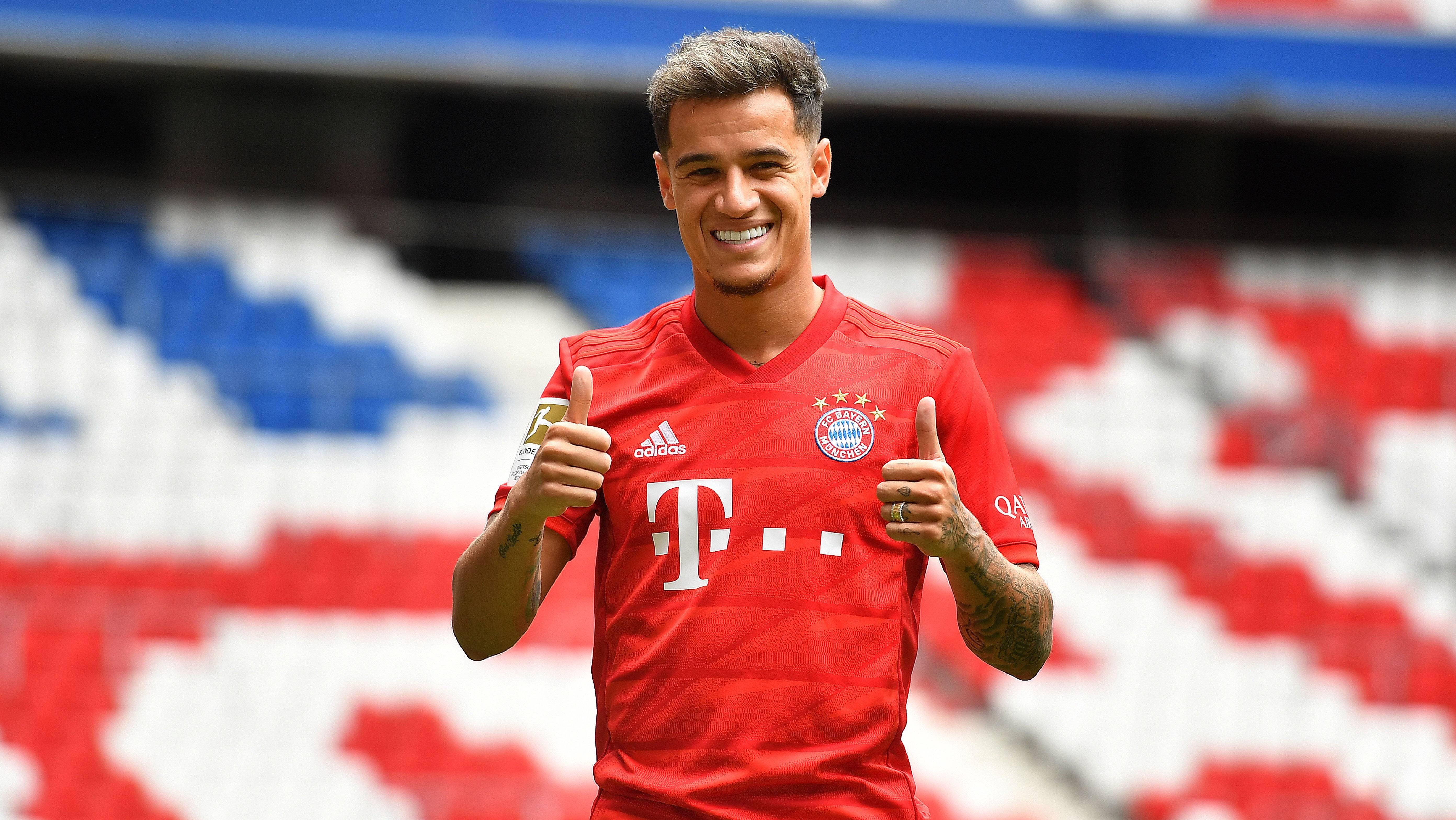 Philippe Coutinho: So gut passt er zum FC Bayern