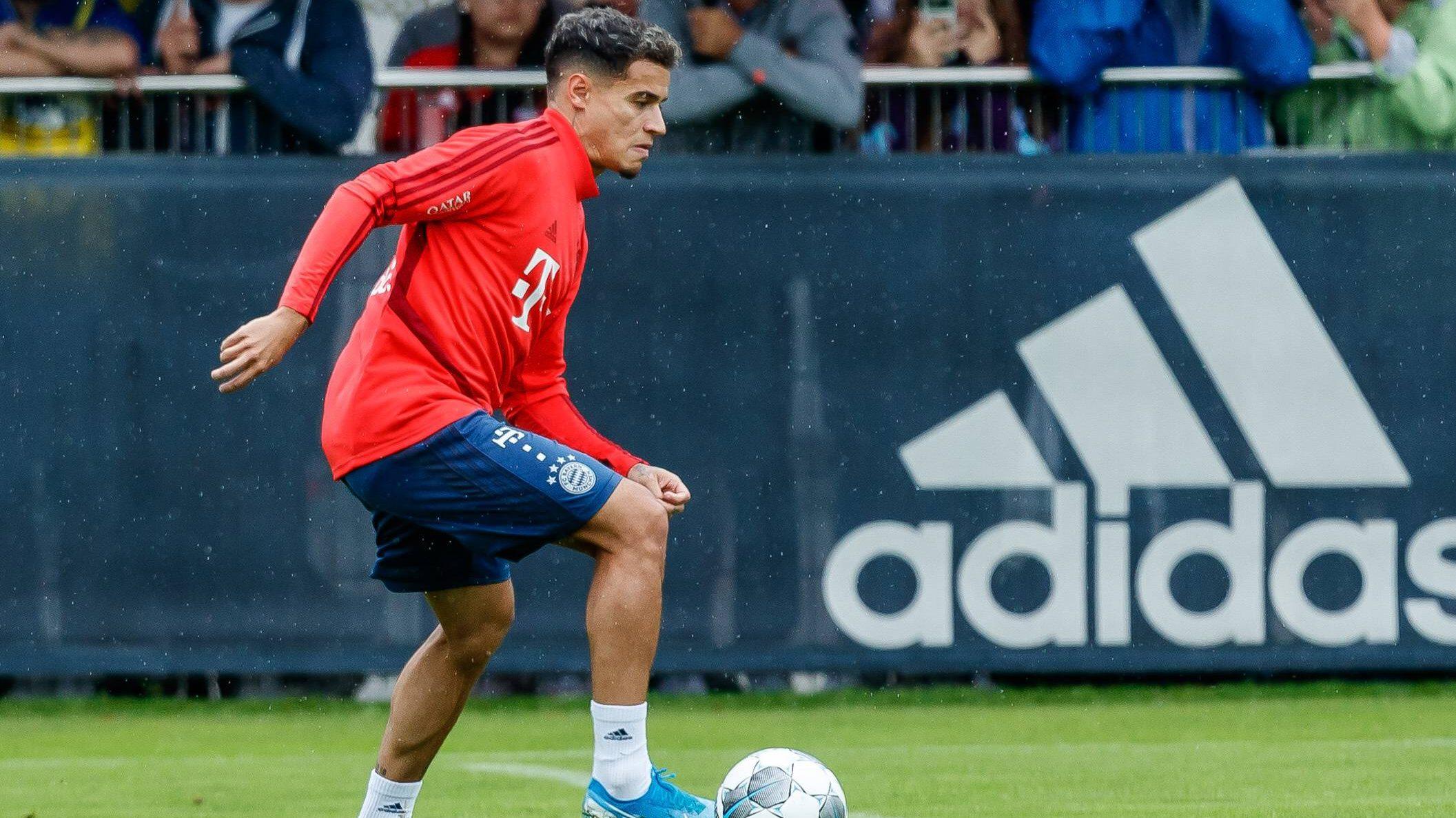 Klopp vergleicht Bayern-Star Coutinho mit del Piero