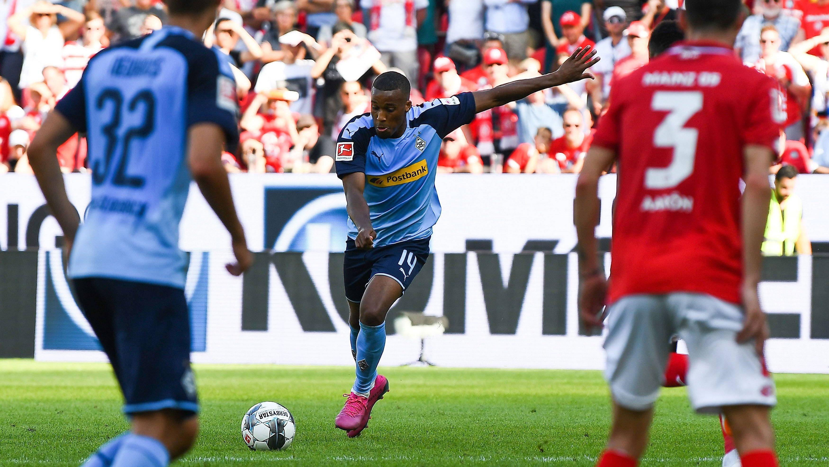 3:1-Sieg für Mönchengladbach in Mainz